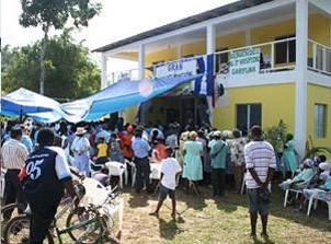 Garifuna-Hospital-Honduras-celebration1
